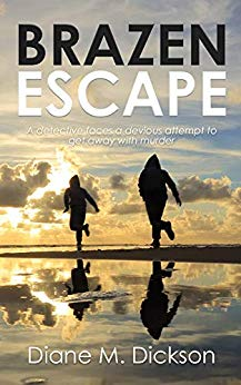 Book Cover: BRAZEN ESCAPE by Diane Dickson