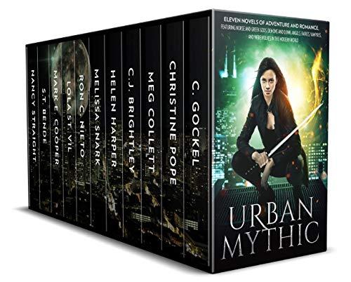 urban mythic box set