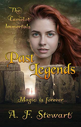 Past Legends by AF Stewart