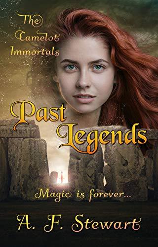 Past Legends by AF Stewart