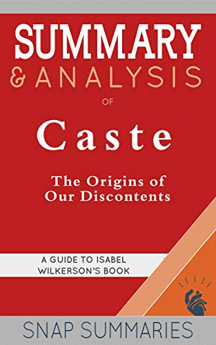 Book Cover: Summary of Caste: A Guide to I. Wilkerson's Book