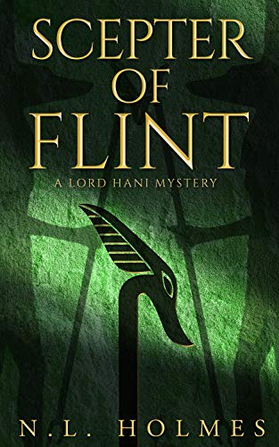 Book Cover: Scepter of Flint byN.L. Holmes