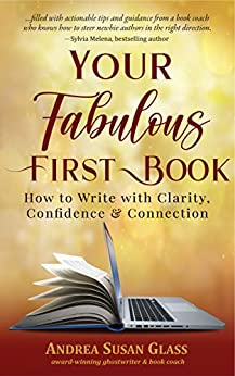 Your fabulous first book
