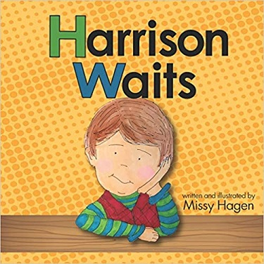 Harrison Waits by Missy Hagen
