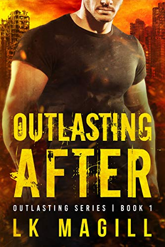 Outlasting After by LK Magill