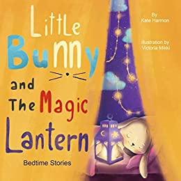 Little bunny and the magic lantern