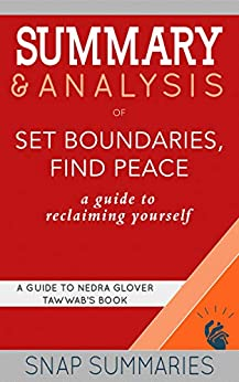 Set boundaries and find peace