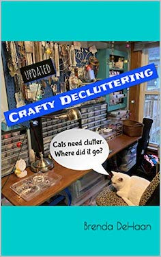 crafty decluttering