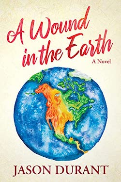 A wound in the earth