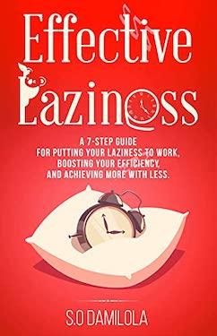 Effective laziness