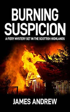 Burning suspicion
