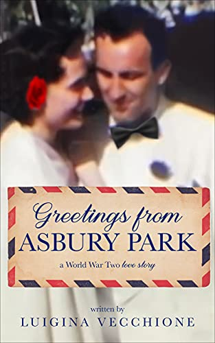 Greetings from Haylsbury Park by Luigina Vecchione