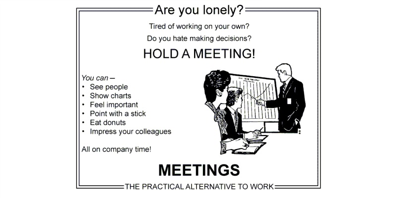 Improve Your Business' Meeting Management Skills with