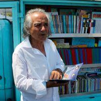 Meet: Antonio La Cava | il bibliomotocarro