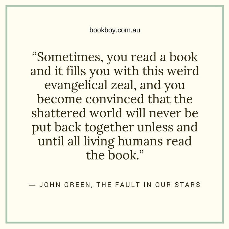 quotes about books john green - photo #33
