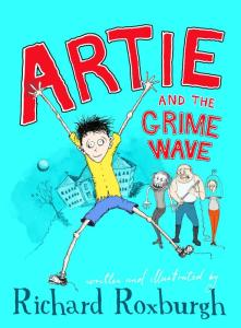 artie-and-the-grime-wave reviewed by a kid