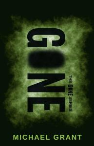 gone series reviewed by a kid