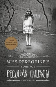 Miss Peregrine's home for peculiar children novel reviewed by a kid book blogger