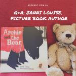 Q&A: Zanni Louise, picture book author