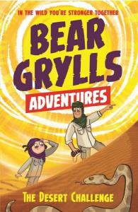 Bear Grylls adventure books for kids reviewed by a kid book blogger