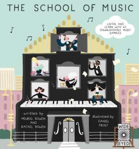 The School Of Music, reviewed by a kid book blogger