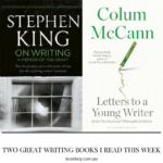 Two great writing books I read this week