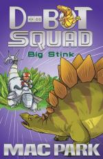 Dinosaur books for early readers D-Bot Squad