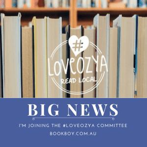Teen blogger Book Boy joins the #LoveOzYA committee | bookboy.com.au