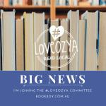 Big news: I'm joining the #LoveOzYA committee