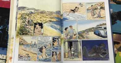 Альбер Камю посторонний фото графический роман