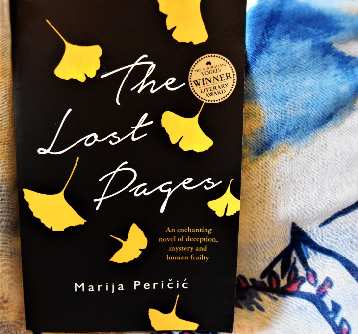 The Lost Pages book photo