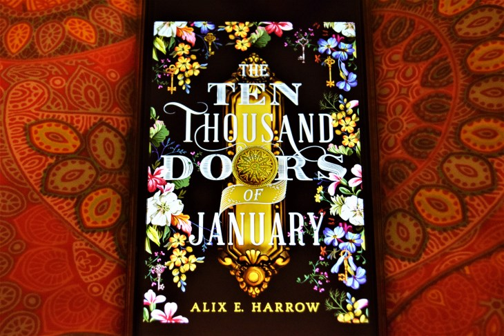 The Ten Thousand Doors of January eBook photo