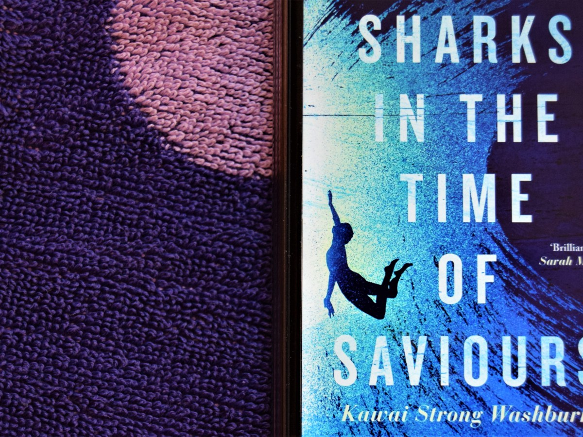 Sharks in the Time of Saviours ebook cover