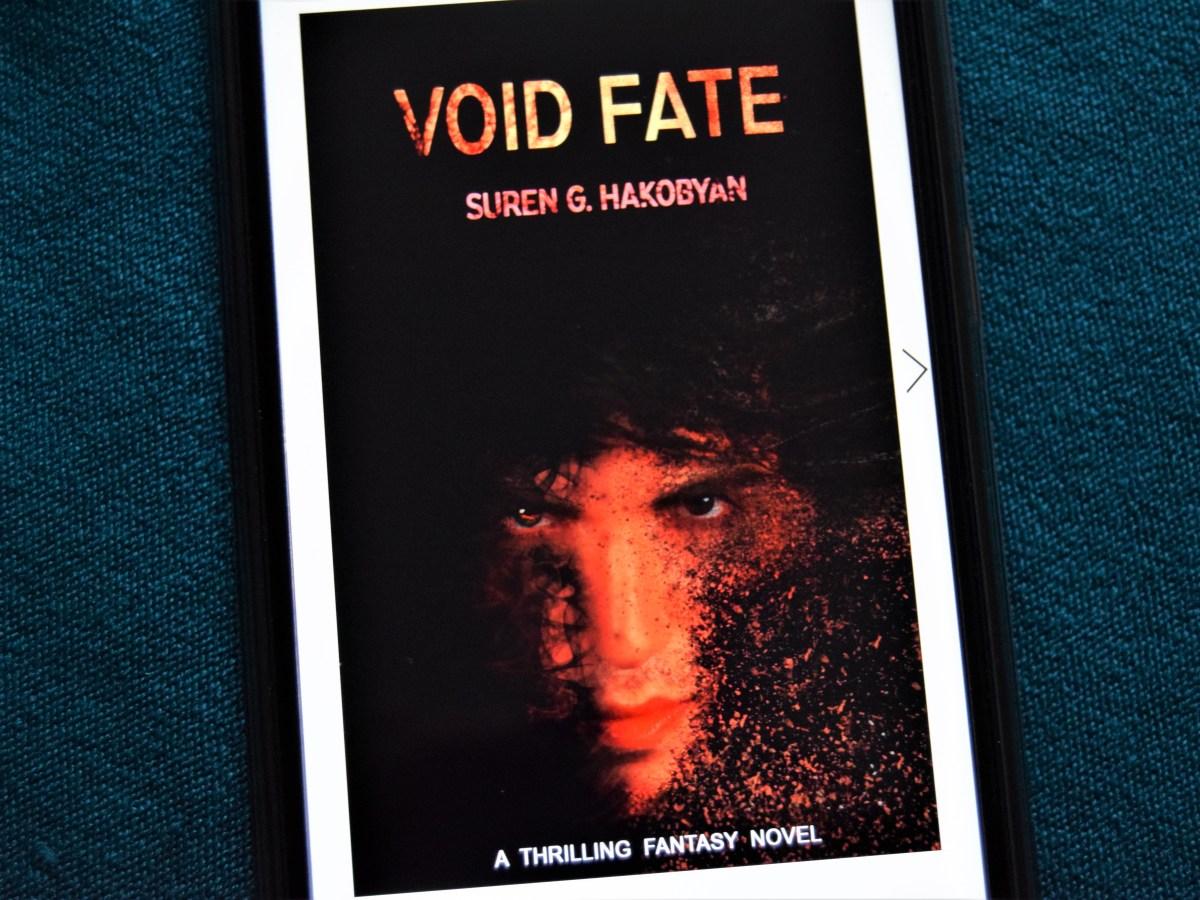 Void Fate ebook cover