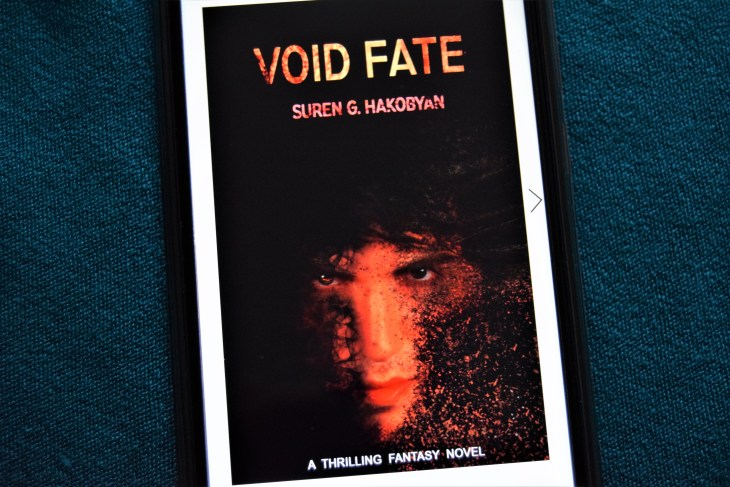 Void Fate ebook cover