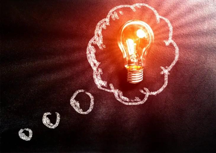 Lightbulb effect of magical realism