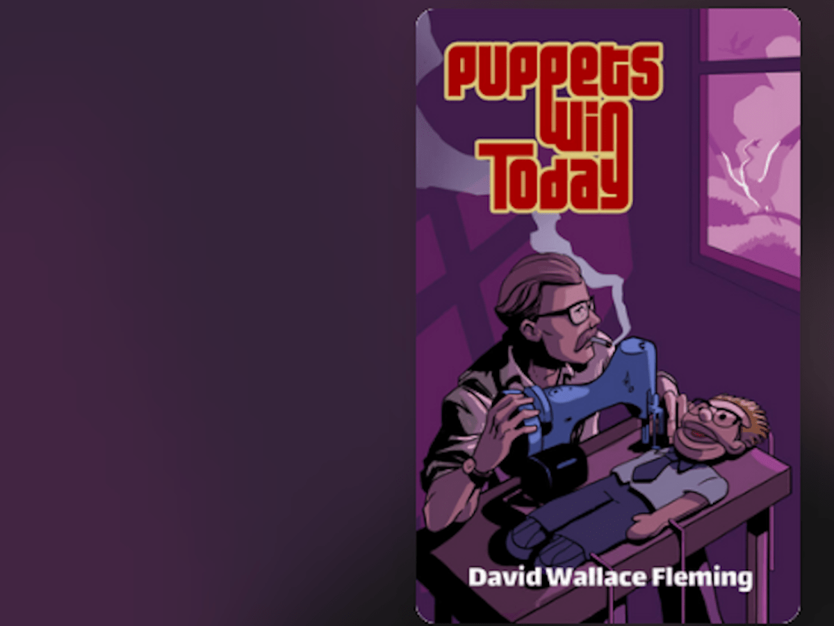 Puppets Win Today ebook cover