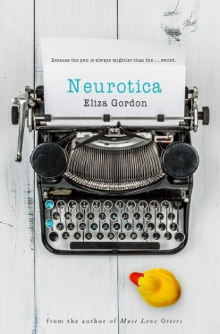 {Review+Giveaway} Neurotica by @Eliza_Gordon