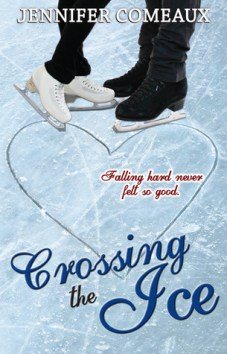 {Review+Giveaway} Crossing the Ice by Jennifer Comeaux @LadyWave4