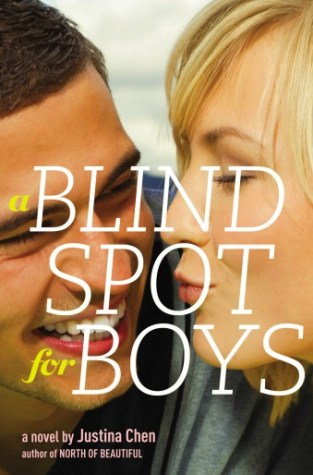 {Review+Giveaway} A Blind Spot for Boys by @JustinaYChen