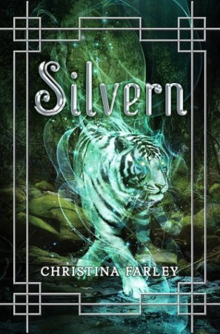 {Giveaway} Silvern by @ChristinaFarley @jeanbooknerd