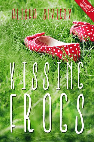 {ARC Review+Giveaway} Kissing Frogs by Alisha Sevigny @alisha7e @swoonromance