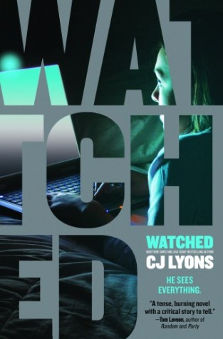{Interview+Giveaway} Watched by CJ Lyons @SourcebooksFire