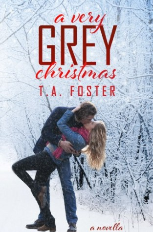{ARC #Review +Giveaway} A Very Grey Christmas by T.A. Foster @TAFosterwriter