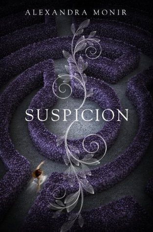{Review} Suspicion by Alexandra Monir @TimelessAlex @randomhousekids