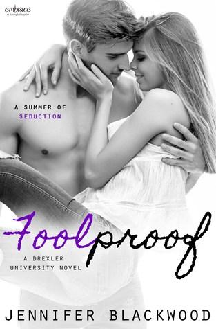 {ARC Review+Giveaway} Foolproof by Jennifer Blackwood @jen_blackwood @EPEmbrace