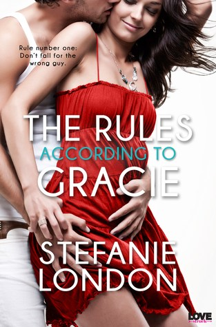 {ARC Review} The Rules According to Gracie by @Stefanie_London @LovestruckEP @entangledpub