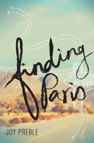{Review+Giveaway} Finding Paris by @JoyPreble @BalzerandBray