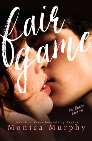 {Release Day Review+Giveaway} Fair Game by Monica Murphy @MsMonicaMurphy