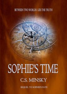 {Guest Post+Giveaway} Sophie's Time by C.S. Minsky